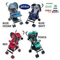 Stroller Bayi Pliko Adventure 2 / Kereta Bayi Khusus (JNE TRUCKING)