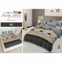 Bedcover lady rose Gucci 180x200