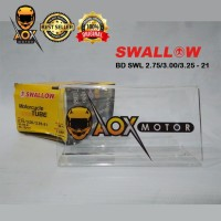 Ban dalam motor 275/300/325-21, 80/100-21, 90/90-21 SWALLOW