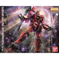 MG 1100 Gundam Amazing Red Warrior Gundam Build Fighters Try