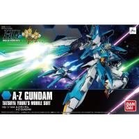 Bandai HG 1144 HGBF AZ GUNDAM Tatsuya Yuuki's Mobile Suit