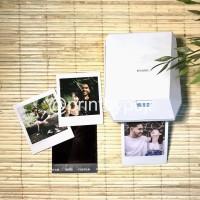 CETAK/PRINT Foto Instax/Polaroid Square FUJIFILM asli