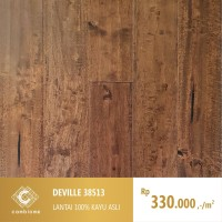 Parket Lantai Kayu ASLI / Solid and Engineered / Motif Deville 38513