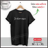 KAOS BAJU INDONESIA LATIN - MMBDESIGNSTORE
