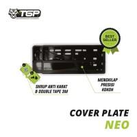 Cover Plat Nomor Motor NEO TGP Aksesoris Variasi Honda Beat Vario Nmax
