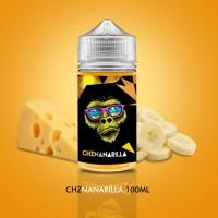 Chznanarilla 100ML by IJC 100% Authentic - Cheesecake Banana Smoothies
