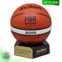 Bola Basket Molten B7G2010 (Rubber)(Outdoor) FIBA APPROVED (2019-2023)