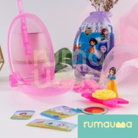 RUMAUMA Mainan Koper Disney Anak Surprise LOL Jepitan Aksesoris Murah