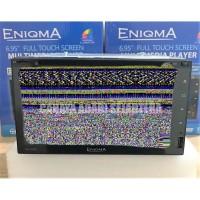 Tape Head Unit TV Mobil Double Din EG-7952
