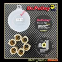 Sliding Roller DR Pulley SR2418 FORZA 250 . Suzuki Burgman 200