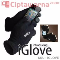 SARUNG TANGAN IGLOVE TOUCH SCREEN GOJEK / GRAB / MOTOR