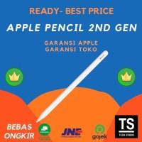 Apple Pencil 2nd Generation - NEW Apple Pencil 2 Resmi iPad