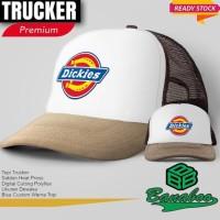 Murah Topi Trucker Jaring Dickies Premium - Banaboo Shopping Gilaa!!!