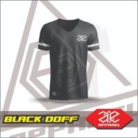 JERSEY AOE APPAREL BLACK DOFF Jersey Gaming Esport Custom NAMA