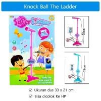 Mainan Anak Microphone Super Singer MP3 Karaoke SH1251