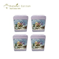 Natural Cotton Panty Liner Long 16s (4 pack)