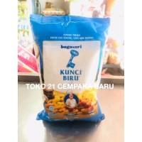 Bogasari Kunci Biru Kemasan Premium 1 KG  Tepung Terigu Kunci Biru 1KG