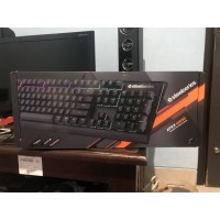 Steelseries Apex M650 Mechanical Keyboard RGB With LED Red Switch