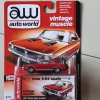 Diecast, AUTO WORLD, 1971 DODGE DART SWINGER