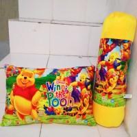 Bantal Guling jumbo Bantal Guling Boneka Winnie The Pooh/Pooh Dkk