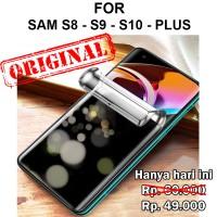 Hydrogel anti spy Samsung S8 - S9 - S10 - Plus privacy anti gores full