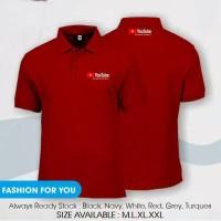polo shirt youtube content creators / kaos kerah youtubers