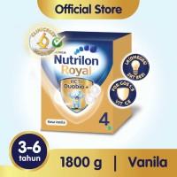 ORAMI - Nutrilon Royal 4 Vanila Susu Pertumbuhan Bubuk 1800 GR