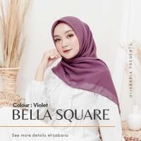 Hijab Segi Empat - Violet | Hijab Square Ungu | Jilbab Harian Polos