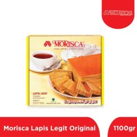 Morisca Kue Lapis Legit 1100gr