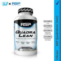 RSP Quadra Lean 150 caps RSP Quadralean Fat Burner Non Stimulant