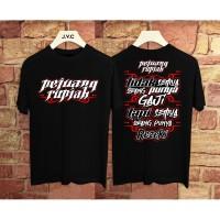 Kaos T- SHIRT Terbaru Baju Distro Kaos Harian Pejuang Rupiah -