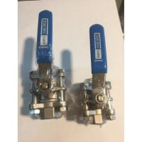 "Ball valve SS 316 sankyo 2"" inch model 3pc"