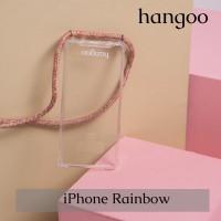 Casing hp iPhone tali rainbow