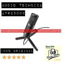 Audio Technica ATR2500x ATR2500 Microphone USB Podcast Condenser