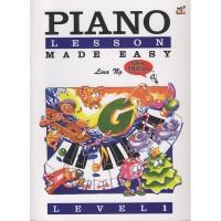 Piano Lesson Made Easy - Level 1