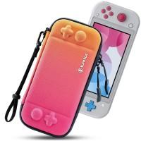 Nintendo Switch Lite Tomtoc Slim Protective Case Sunset Orange