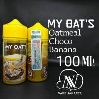 Liquid My Oats Banana Oat 100ml