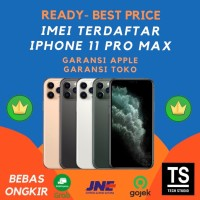 Garansi iBOX iPhone 11 Pro Max 512GB 256GB 64GB IMEI Terdaftar IBOX