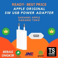 Apple iPhone USB Power Adapter Adaptor Charger 5W Original iPad