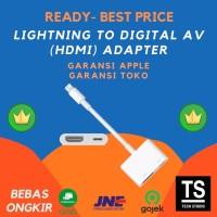Apple Lightning to Digital AV Adapter HDMI Original iPhone iPad MD826