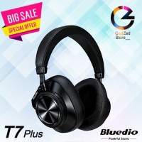 Bluedio T7+ Plus Bluetooth Headphones Active Noise Cancelling SD Card