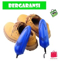 Pengering Sepatu Elektrik Shoes Dryer Deodorizing 10W 220V US Plug