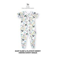 LITTLE PALMERHAUS Baby Sleep & Play Suit (PRINT SERIES GIRL)