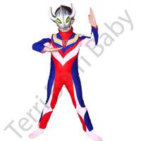 kostum ultraman kostum anak kostum ultramen kostum anak ultraman ultra - S