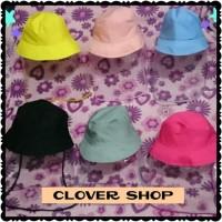 Topi Corona Anak Waterproof Pelindung wajah anti virus / Masker anak