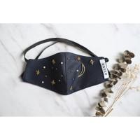 Starry Night Cotton Mask (Earloop)