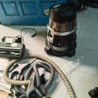 Roboclean Hydrocleaner Vacuum Cleaner Tungau Extractor Bukan Ritello