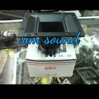 SPEAKER TWEETER AUDAX AX 65 TWEETER WALET AUDAX AX65