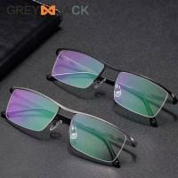 Grey Jack kacamata anti radiasi blue ray dewasa elegant style 5042