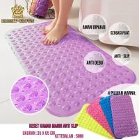 KESET KAMAR MANDI PVC ANTISLIP / Vacum Anti Slip Tebal (High Quality)